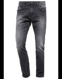 Tom Tailor Denim Aedan Slim Fit Jeans Black Stone Wash Denim afbeelding