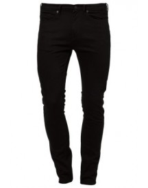 Topman Morgan Slim Fit Jeans Black afbeelding