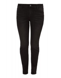 Triangle Slim Fit Jeans Black afbeelding