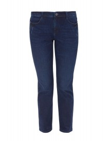 Triangle Slim Fit Jeans Dark Blue afbeelding