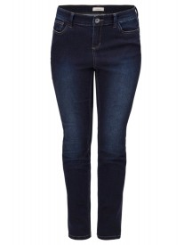 Triangle Slim Fit Jeans India Ink afbeelding