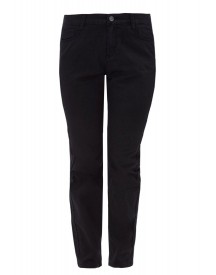 Triangle Straight Leg Jeans Black afbeelding
