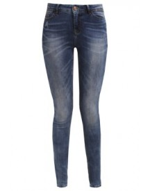 Vero Moda Vmseven Slim Fit Jeans Medium Blue afbeelding