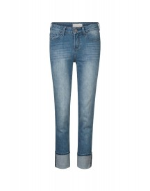 We Fashion Slim Fit Jeans Blue afbeelding