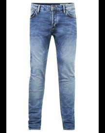 We Fashion Slim Fit Slim Fit Jeans Light Blue afbeelding