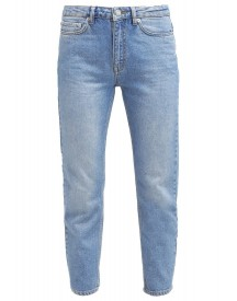 Wood Wood Eve Relaxed Fit Jeans Classic Blue Vintage afbeelding