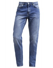 Wood Wood Wes Relaxed Fit Jeans Classic Blue Vintage afbeelding