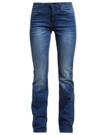 Wrangler Avery Bootcut Jeans Pool Blue afbeelding