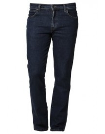 Wrangler Regular Fit Straight Leg Jeans Darkstone afbeelding