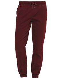 Wrung Winston Relaxed Fit Jeans Burgundy afbeelding