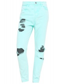Your Turn Jeans Tapered Fit Turquoise afbeelding