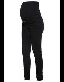 Zalando Essentials Maternity Slim Fit Jeans Black Denim afbeelding
