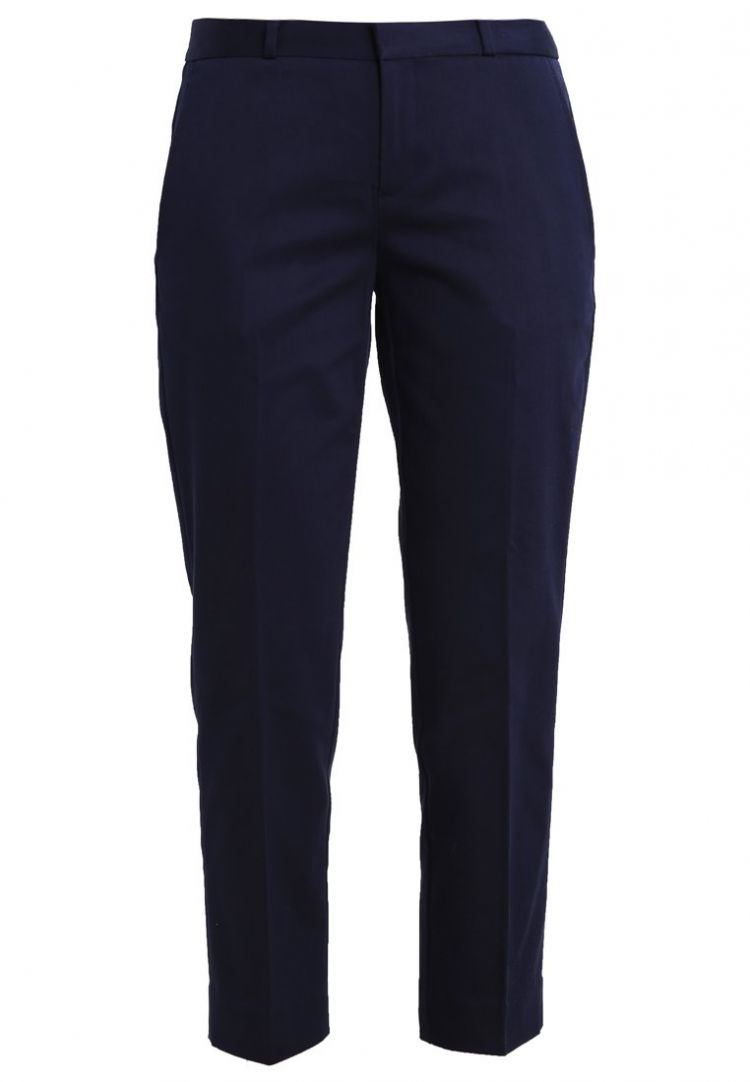 Image Banana Republic Pantalon Preppy Navy