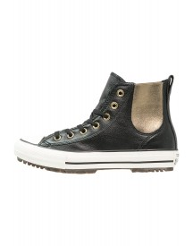 Converse Chuck Taylor All Star Chelsea Boot Sneakers Hoog Noir/doré afbeelding