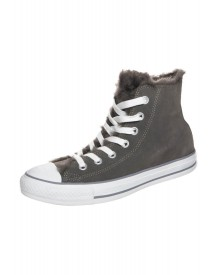 Converse Chuck Taylor All Star High Sneakers Hoog Charcoal afbeelding