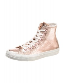 Converse Chuck Taylor All Star High Sneakers Hoog Rose Gold/white afbeelding
