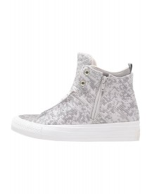 Converse Chuck Taylor All Star Selene Sneakers Hoog Mouse/metallic Glacier afbeelding