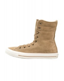 Converse Chuck Taylor All Star Sneakers Hoog Sand Dune/egret afbeelding
