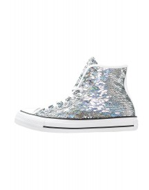 Converse Chuck Taylor All Star Sneakers Hoog Silver/white/black afbeelding