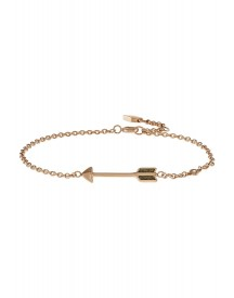 Fossil Motifs Armband Rose Goldcoloured afbeelding