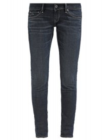 Gstar 3301 Low Super Skinny Jeans Skinny Fit Dave Denim afbeelding