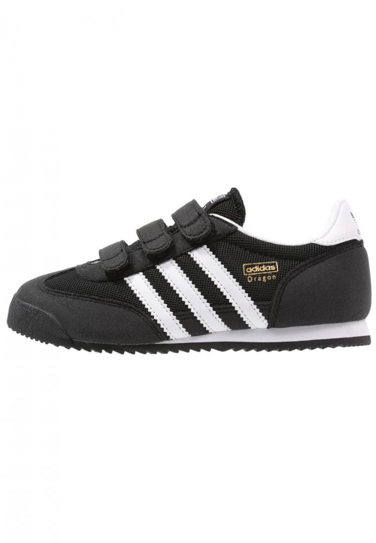 Image Adidas Originals Dragon Sneakers Laag Core Black/white