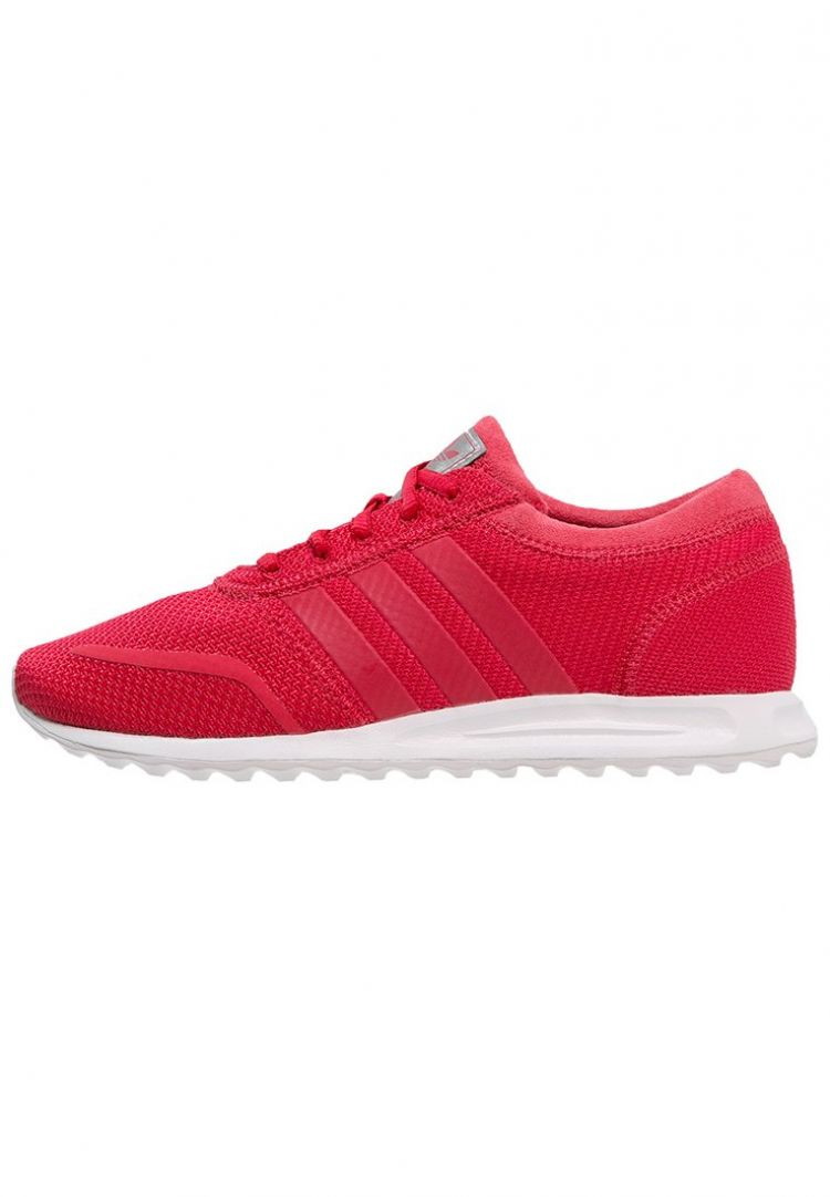 Image Adidas Originals Los Angeles Sneakers Laag Ray Red/white