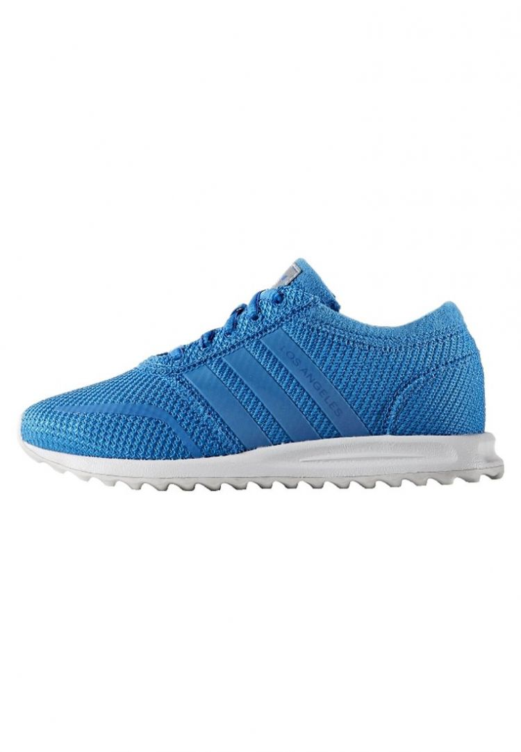 Image Adidas Originals Los Angeles Sneakers Laag Shock Blue/white