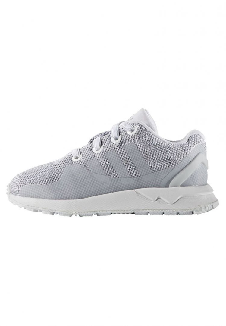 Image Adidas Originals Zx Flux Adv Tech Sneakers Laag White