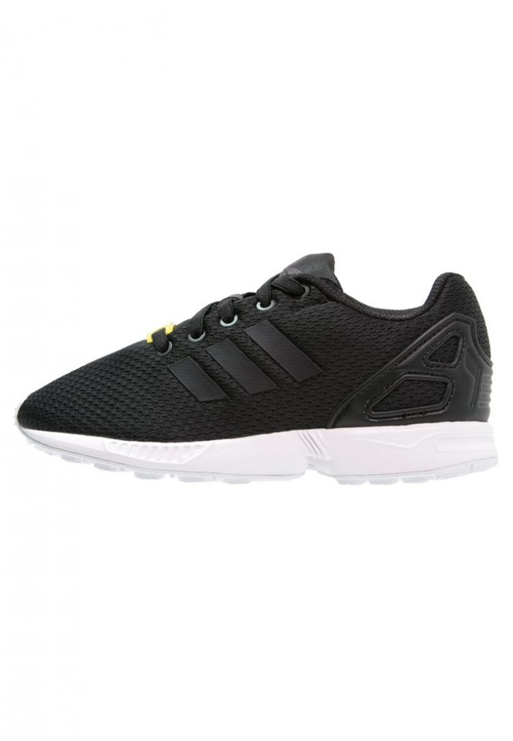 Image Adidas Originals Zx Flux Sneakers Laag Core Black/white