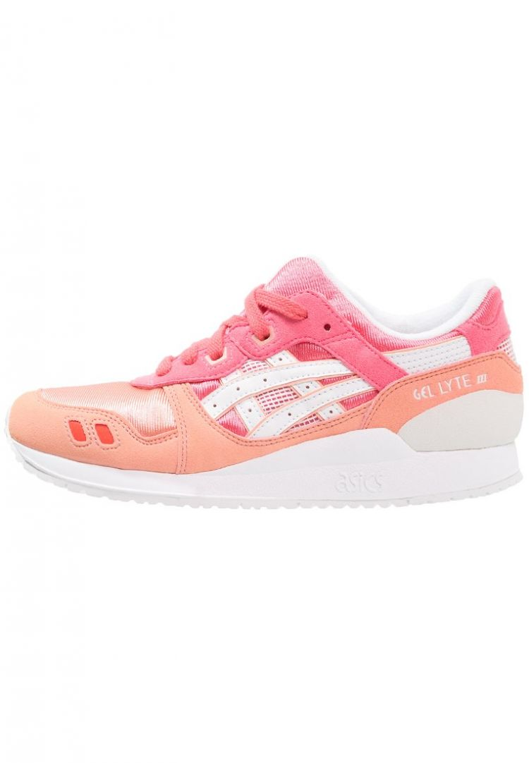 Image Asics Gellyte Iii Sneakers Laag Guava/white
