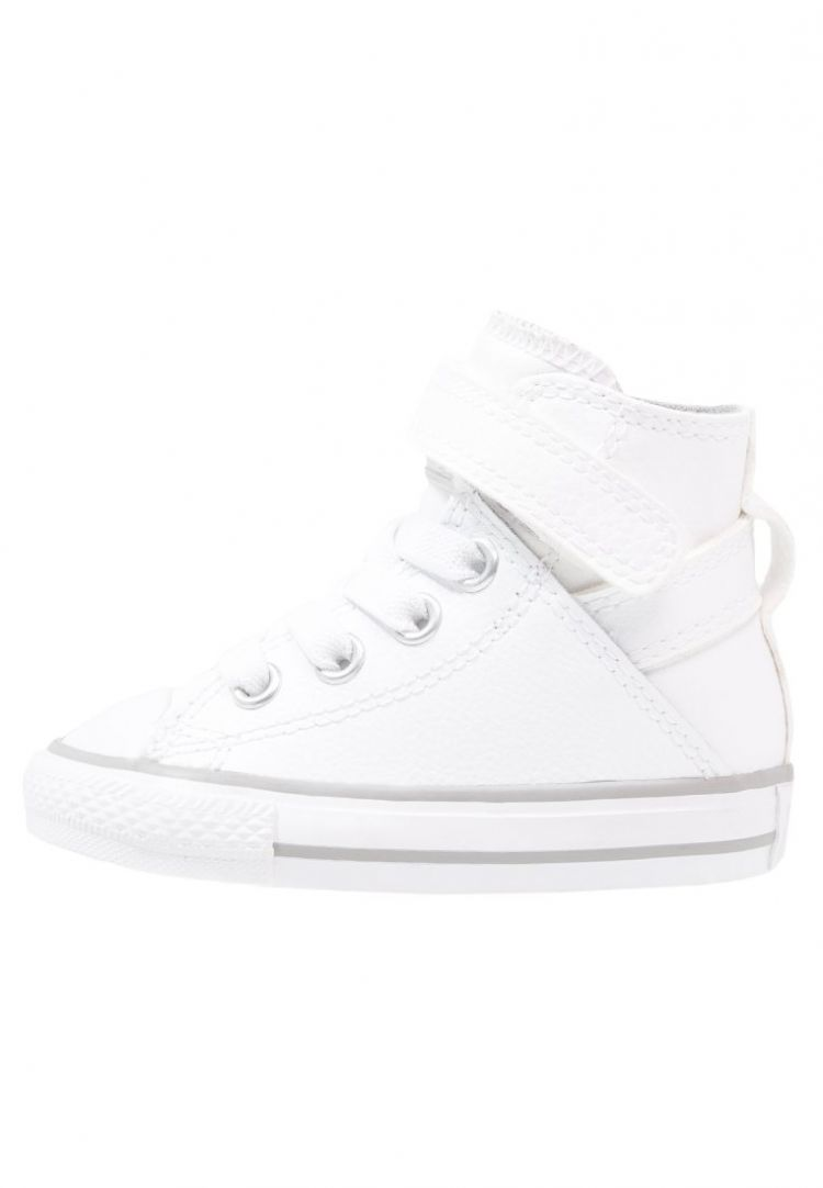 Image Converse Chuck Taylor All Star Brea Sneakers Hoog White