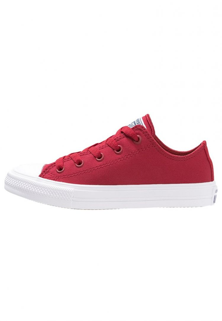 Image Converse Chuck Taylor All Star Ii Core Sneakers Laag Salsa Red