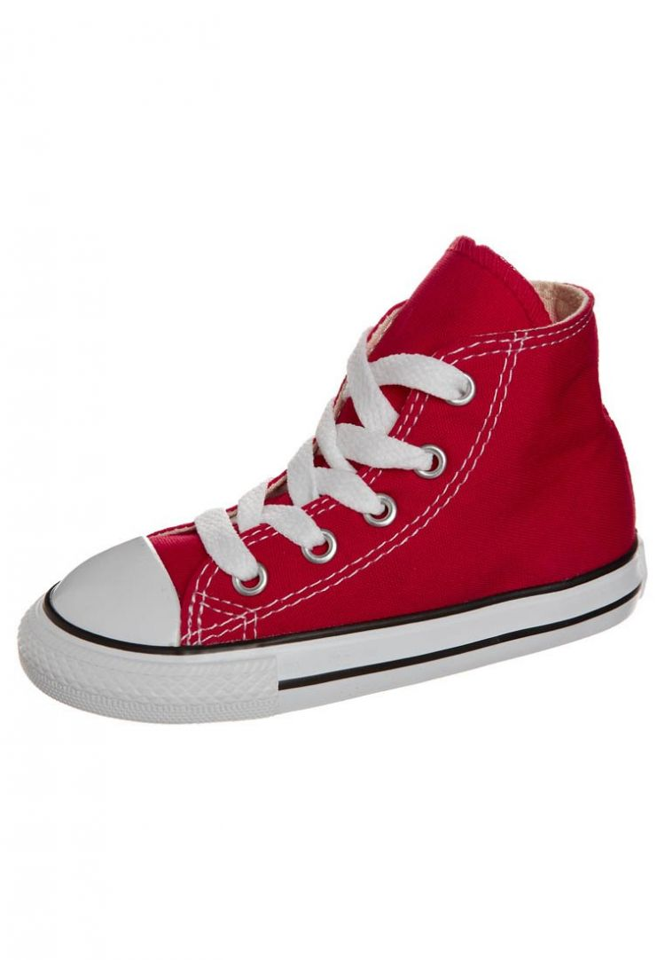Image Converse Chuck Taylor As Core Hi Sneakers Hoog Rot