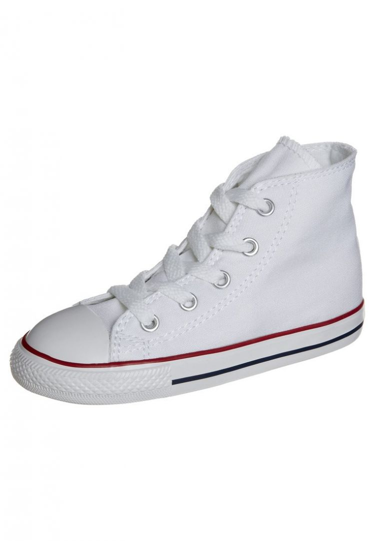 Image Converse Chuck Taylor As Core Sneakers Hoog Optical White