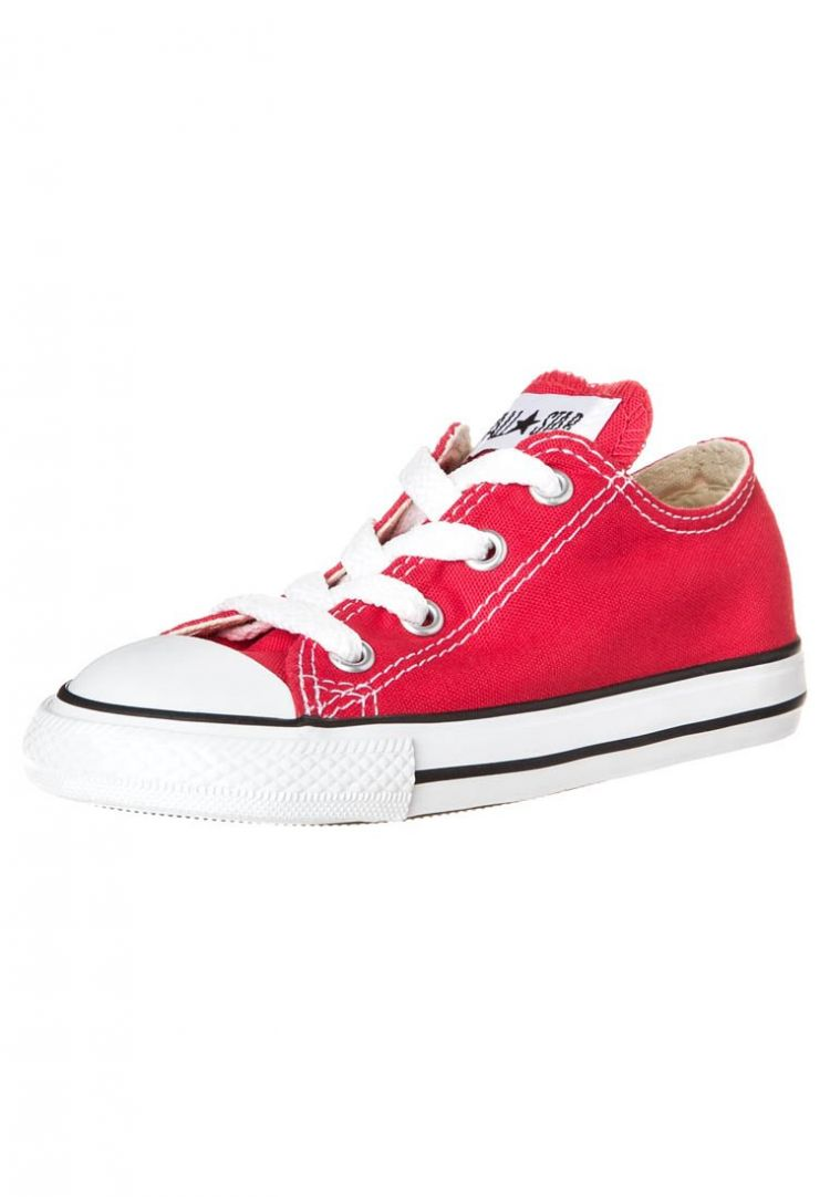 Image Converse Chuck Taylor Sneakers Laag Red