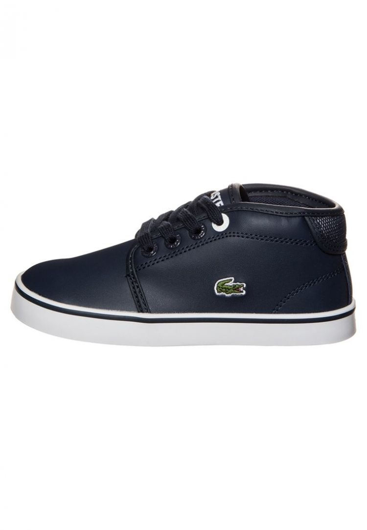 Image Lacoste Ampthill Sneakers Hoog Navy