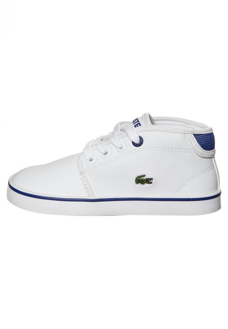 Image Lacoste Ampthill Sneakers Hoog White