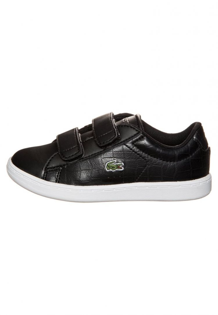 Image Lacoste Carnaby Evo Sneakers Laag Black/white