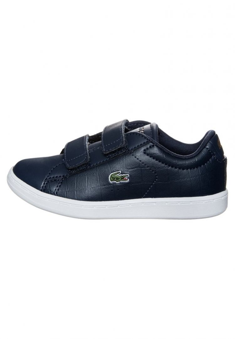 Image Lacoste Carnaby Evo Sneakers Laag Dark Blue/white