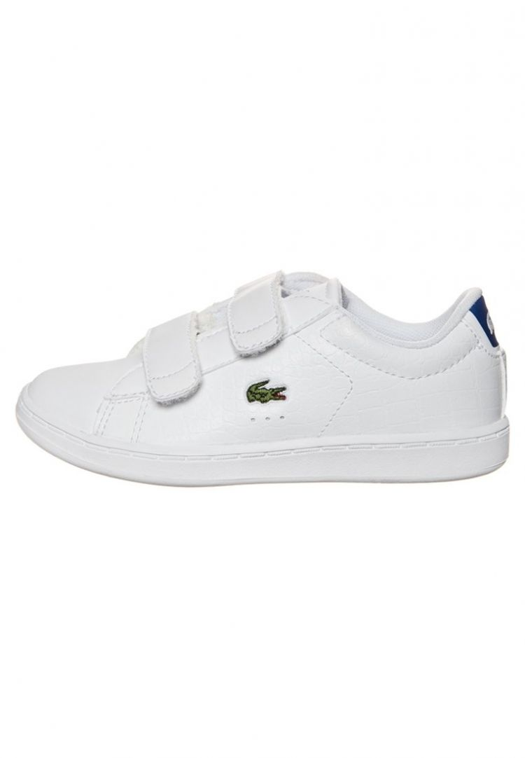 Image Lacoste Carnaby Evo Sneakers Laag White/blue