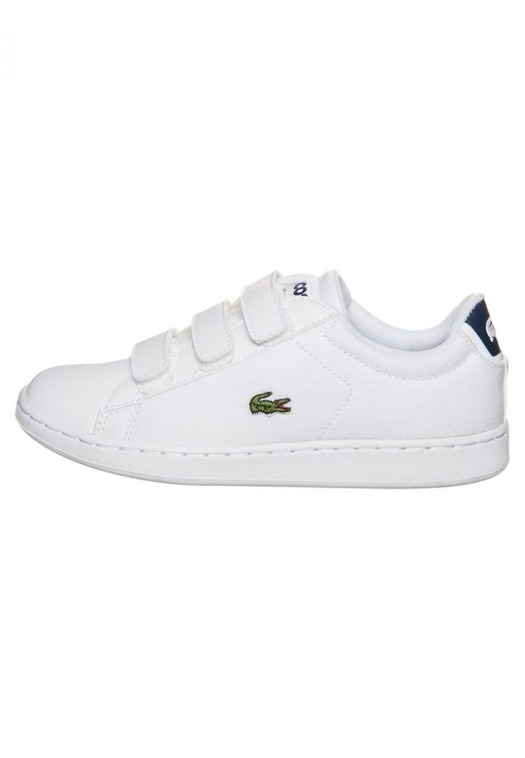 Image Lacoste Carnaby Evo Sneakers Laag White