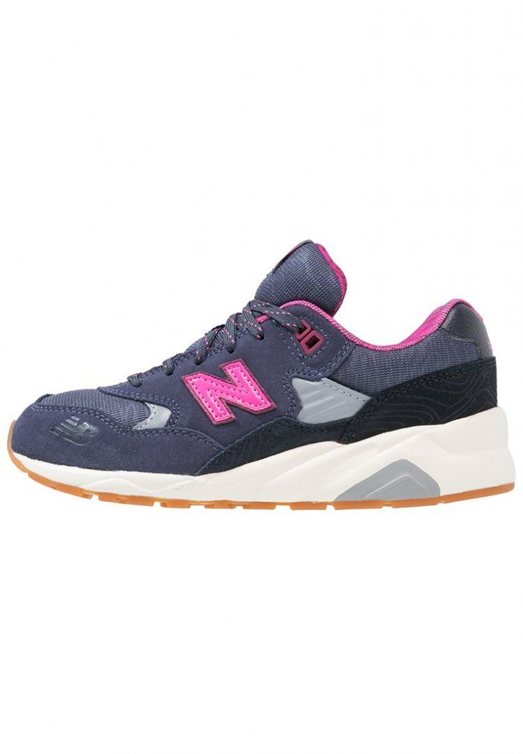 Image New Balance Kl580 Sneakers Laag Grey/pink