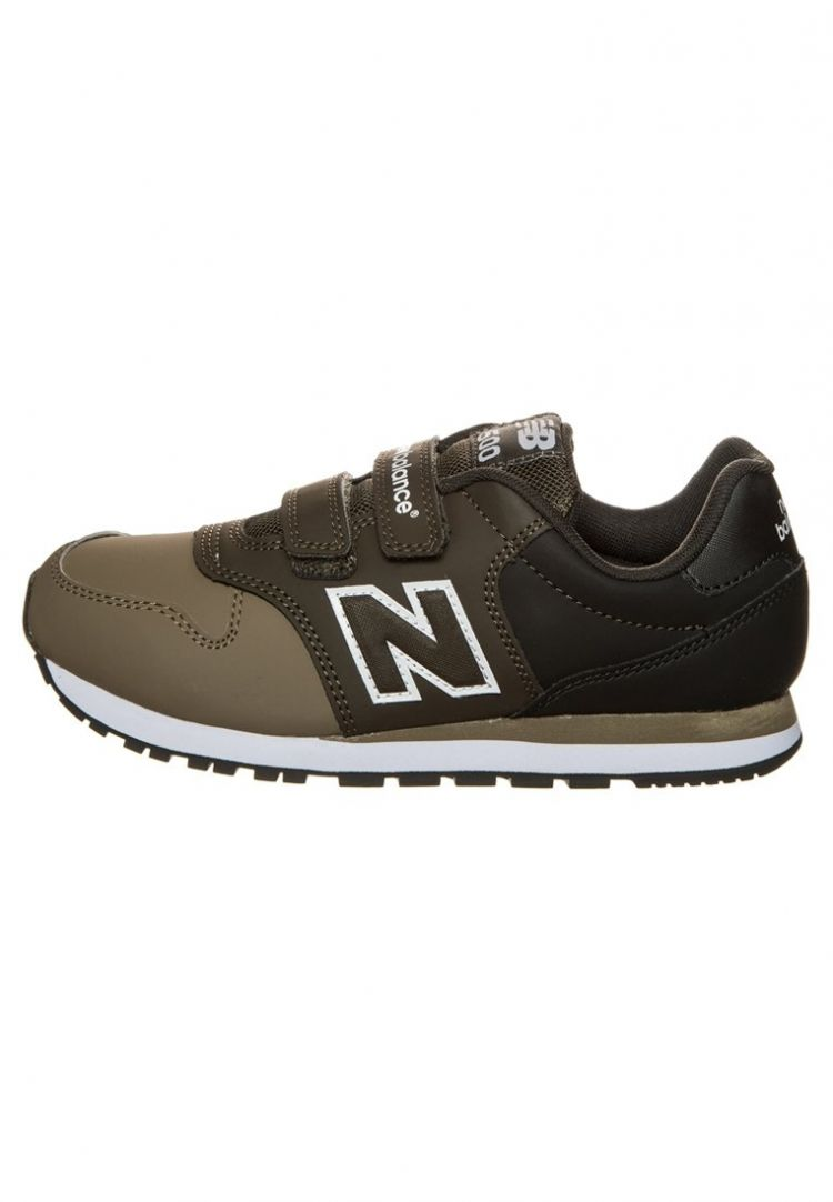 Image New Balance Kv500agym Sneakers Laag Army Olive/green
