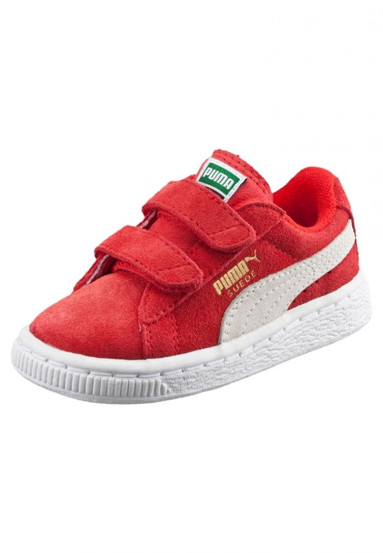 Image Puma Sneakers Laag High Risk Red/white