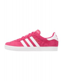 Adidas Originals Gazelle 2 Sneakers Laag Bold Pink/white afbeelding
