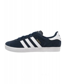 Adidas Originals Gazelle 2 Sneakers Laag Collegiate Navy/white afbeelding