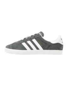 Adidas Originals Gazelle 2 Sneakers Laag Solid Grey/white afbeelding