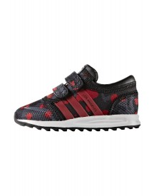 Adidas Originals Los Angeles Sneakers Laag Black/red/white afbeelding
