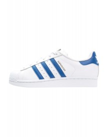 Adidas Originals Superstar Foundation Sneakers Laag White/blue afbeelding